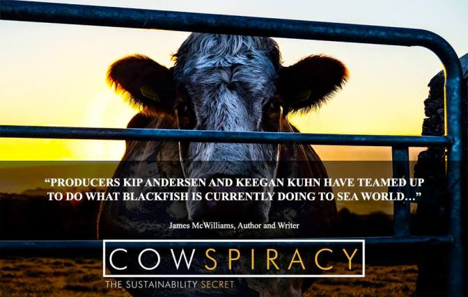 UPDATED: More ticket reservations needed for Cowspiracy showing to happen (Goal met)