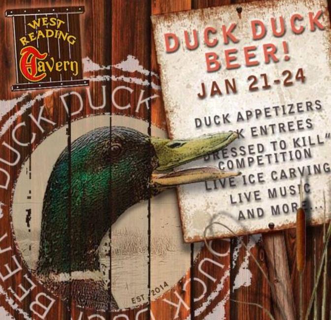 Duck, Duck, PUKE!